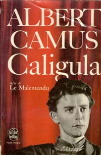 couverture de caligula